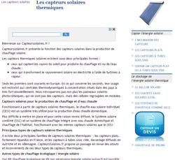 capteurssolaires.fr