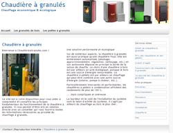 chaudiereagranules.com