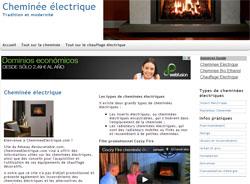 chemineeelectrique.com