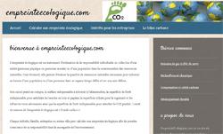 empreinteecologique.com