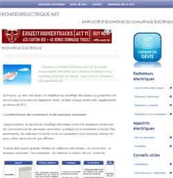radiateurelectrique.net