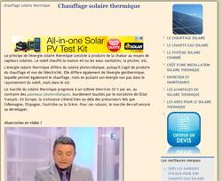 solaire-thermique.fr